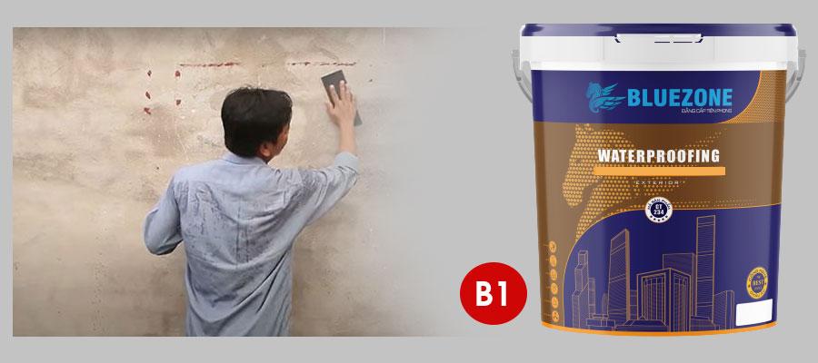 Cách thi công sơn chống thấm