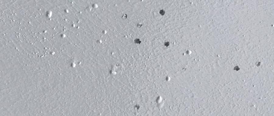 Xử lý sơn tường bị bị phồng rộp